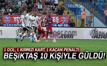 Kardemir Karabükspor 0 - Beşiktaş 1 (Maç Sonucu)