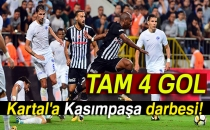 Kasımpaşa 2 - Beşiktaş 2 (Maç Sonucu)