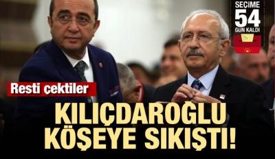 Kılıçdaroğlu Köşeye Sıkıştı