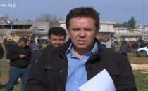 Kilis'e Düşen Roket TRT World'de