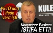 Konyaspor Başkanı Ahmet Şan İstifa Etti!