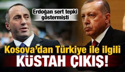 Kosova'dan Küstah Türkiye Açıklaması!