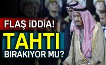 Kral Selman Tahtı Devrediyor İddiası!