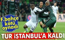 Krasnodar 1-0 Fenerbahçe UEFA Maç Sonucu