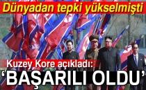Kuzey Kore: Kıtalar Arası Balistik Füze Başarılı Oldu!