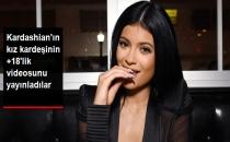 Kylie Jenner'ın +18'lik Videosu İnternete Düştü