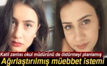 Liseli Helin'in Katil Zanlısına Ağırlaştırılmış Müebbet Ve 39,5 Yıla Kadar Hapis İstemi