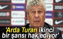 Lucescu: 'Arda Turan İkinci Bir Şansı Hak Ediyor'