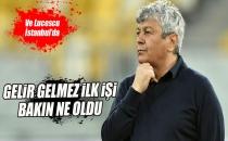 Lucescu İstanbul'a Geldi...