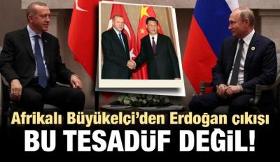 Malefane'den Erdoğan yorumu: Bu tesadüf değil!