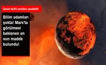 Mars'ta Tridymite Maddesi Bulundu!
