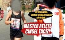 Master Atlete Cinsel Taciz Şoku!