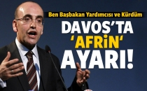 Mehmet Şimşek: Davos'ta Söyledim 'Ben de Kürdüm'...