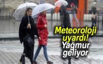 Meteoroloji Uyardı! Yağmur Geliyor |18 Aralık Pazartesi Yurtta Hava Durumu