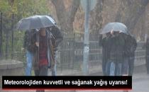 Meteorolojiden Doğu Akdeniz İçin Kuvvetli Yağış Uyarısı