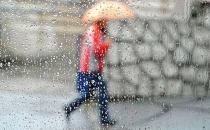 Meteoroloji'den İki Bölge İçin Kuvvetli Yağış Uyarısı
