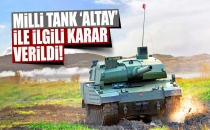 Milli Tank ALTAY İçin Çözüm Bulundu!