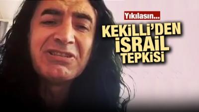 Murat Kekilli'nin Yeni Bestesi: Yıkılasın İsrail