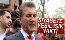 Mustafa Sarıgül Siyasete Yeşil Işık Yaktı!