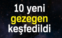 NASA, 10 Yeni Gezegen Keşfetti!