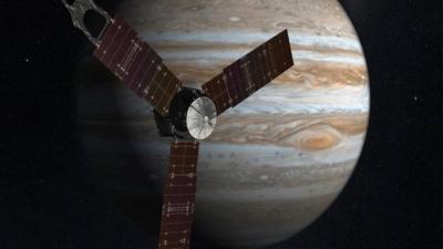 Nasa'nın Uzay Aracı Juno, Jüpiter'in Uydularının Birinde Yanardağ Olduğunu Tespit Etti