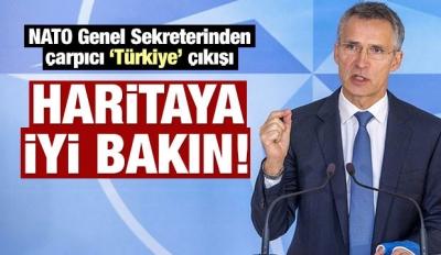 NATO Genel Sekreterinden çarpıcı Türkiye çıkışı