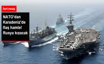 NATO'dan Karadeniz'de Flaş Hamle! Rusya Kızacak
