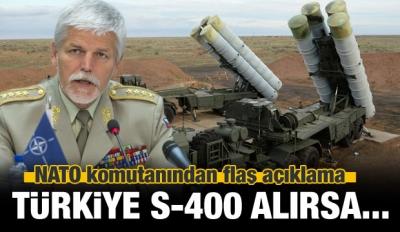 NATO'dan S-400 uyarısı! Türkiye alırsa...