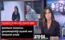 Nazlı Çelik Aydoğan Aydın ile Yaptığı Görüşmeyi Anlatırken İzleyenleri Gözyaşına Boğdu