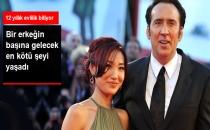 Nicholas Cage'in 12 Yıllık Evliliği İhanet Yüzünden Bitti