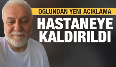 Nihat Hatipoğlu'ndan son dakika açıklaması! Yakalandığı hastalığı duyurdu