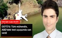 ODTÜ'lü Türk Mühendis, ABD'de Uçak Kazasında Hayatını Kaybetti