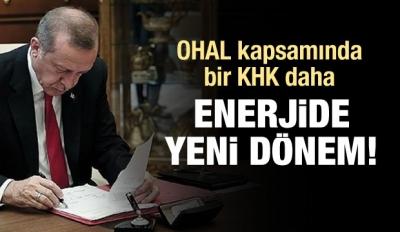 OHAL kapsamında yeni bir kararname yayımlandı