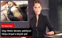 Olay Filmin Devamı Çekiliyor Hülya Avşar'a Büyük Şok!