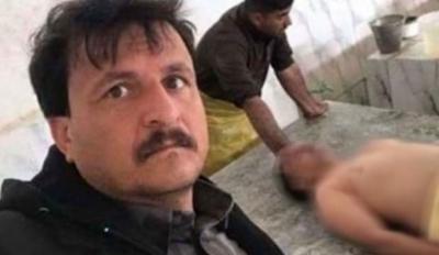 Ölüyle selfie çeken mezarcıya dava açıldı