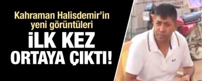 Ömer Halisdemir'in Yeni Görüntüleri Ortaya Çıktı!