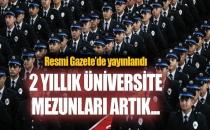 Önlisans mezunları POMEM'lere başvurabilecek