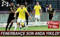 Osmanlıspor 1-1 Fenerbahçe (Maç Sonucu)