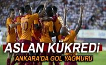 Osmanlıspor 1 -3 Galatasaray (Maç Sonucu)