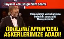 Ovalı Ödülünü Eren Bülbül'e Ve Askerlerimize Adadı!