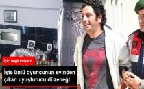 Oyuncu Selim Erdoğan'ın Evindeki Uyuşturucu Düzeneği Görenleri Hayrete Düşürdü