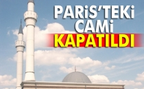 Paris'teki Camii Kapatıldı!