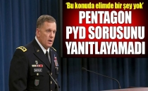 Pentagon, PKK/PYD'ye İsim Önerisi Sorusunu Yanıtlayamadı!