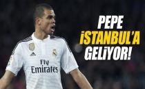 Pepe İstanbul'a Geliyor...