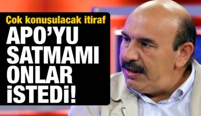 PKK, Apo'yu satmamı istedi!