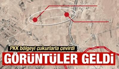 PKK'dan Münbiç'te kalleş hazırlık!