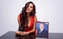 Putin, 20'lik Üniversiteli Genç Kızla Aşk Yaşıyor