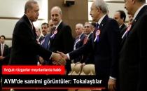 Referandumun Ardından Erdoğan ve Kılıçdaroğlu El Sıkıştı