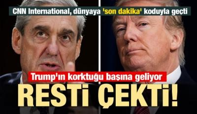 Resti çekti! Trump'ın korktuğu başına geliyor!