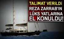 Reza Zarrab'ın Bodrum'daki Lüks Yatlarına El Konuldu